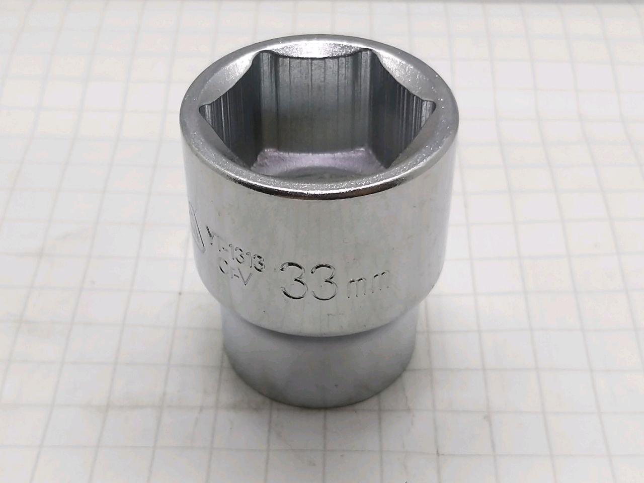 Cap hexagonal 3/4 33mm