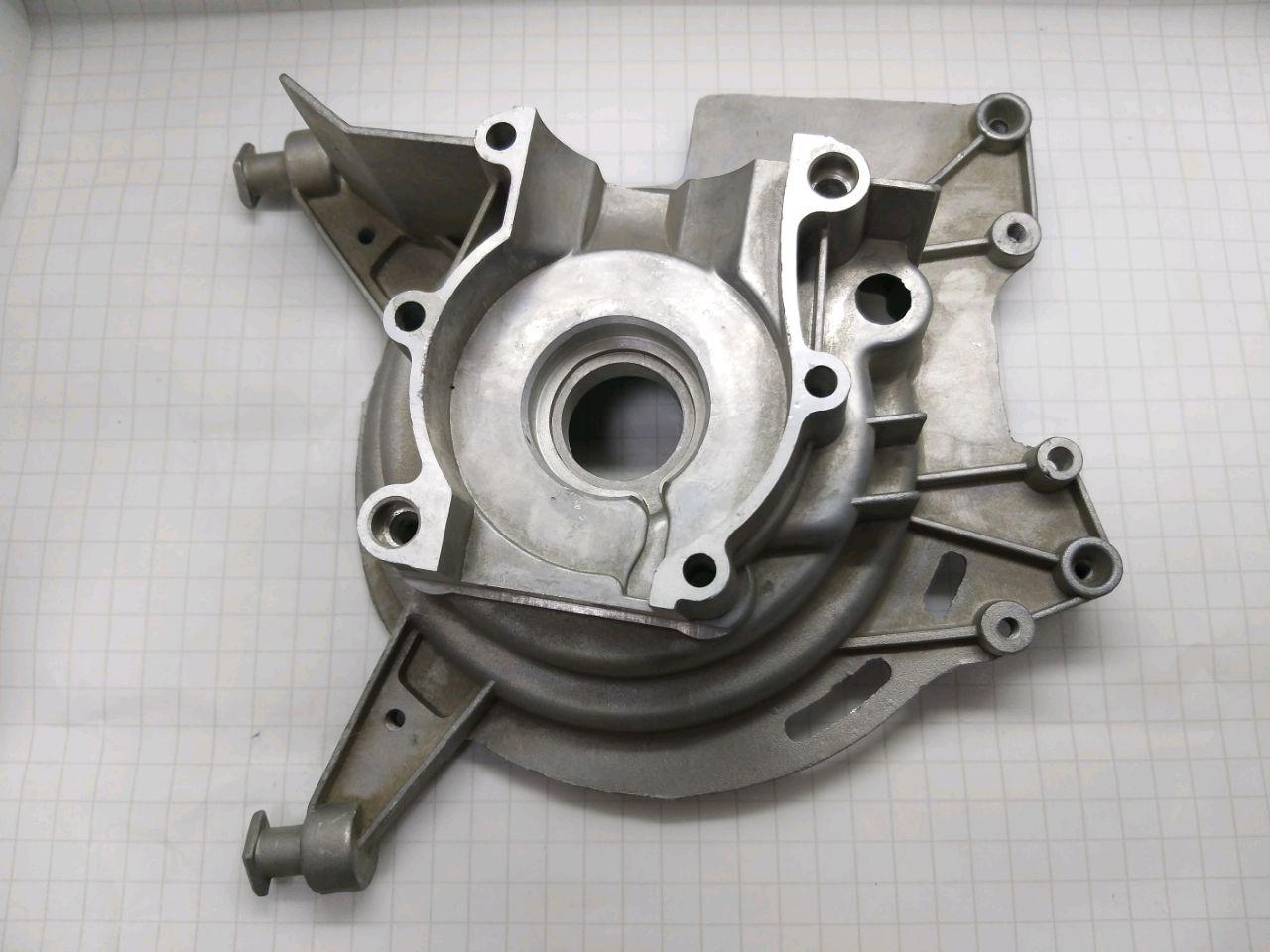 Capac motor. (A)  SPG950