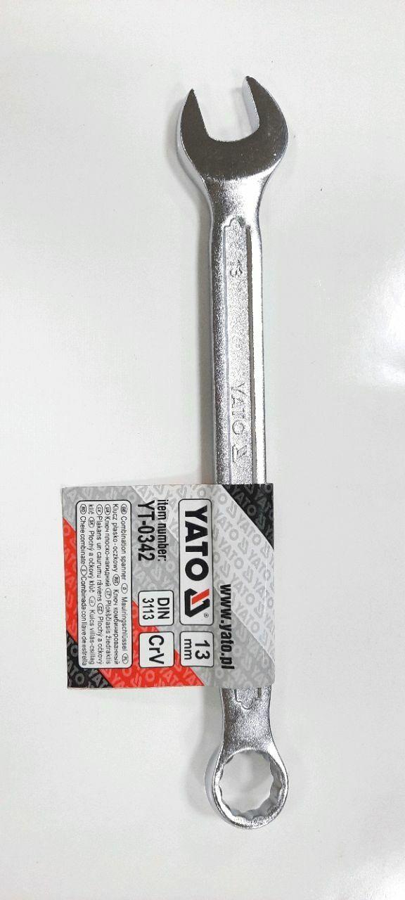 Cheie combinată 13mm SATIN