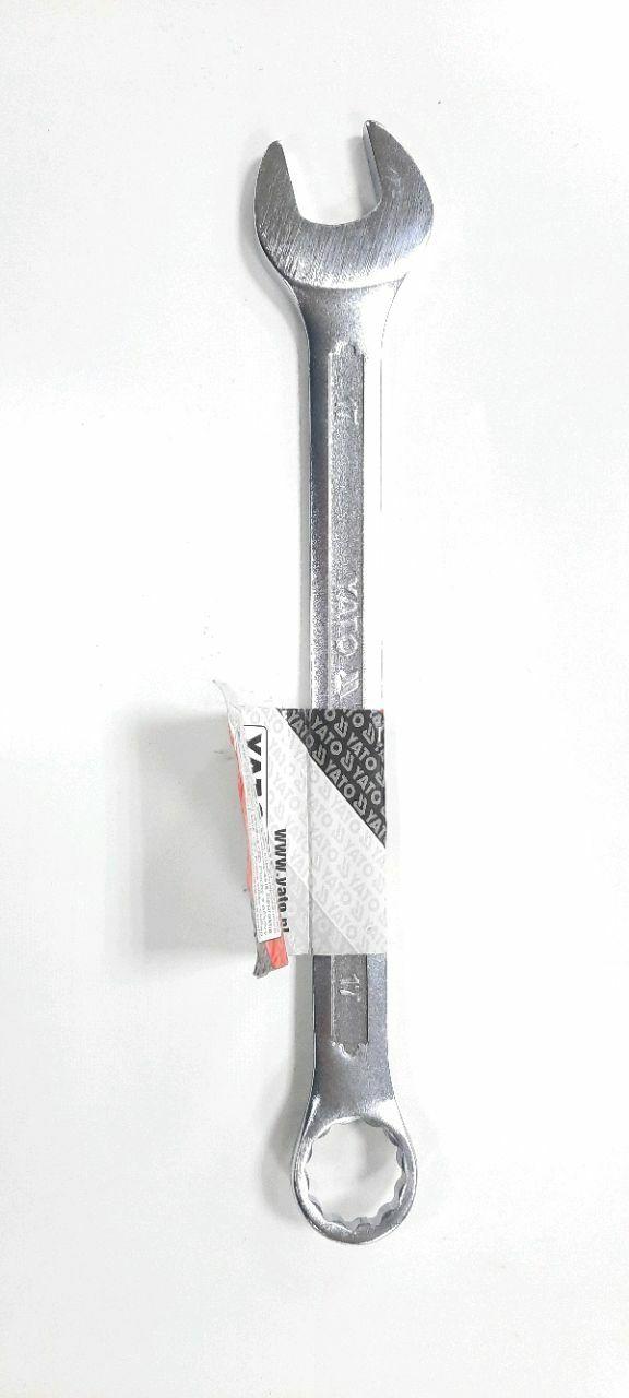 Cheie combinată 17mm SATIN