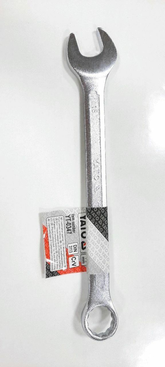 Cheie combinată 18mm SATIN