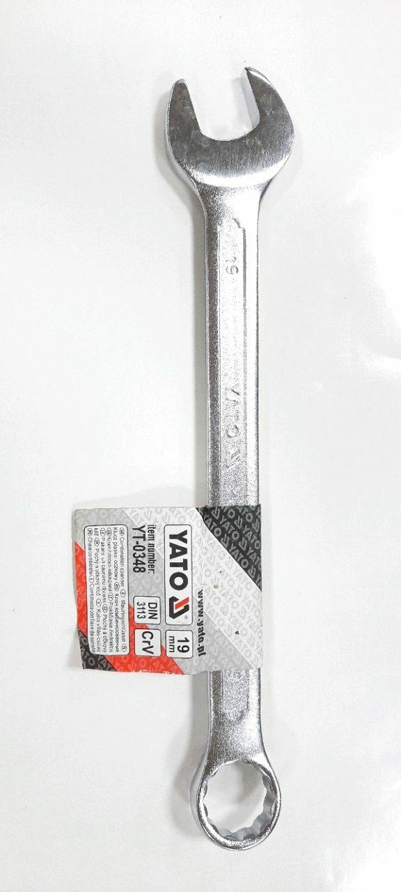 Cheie combinată 19mm SATIN