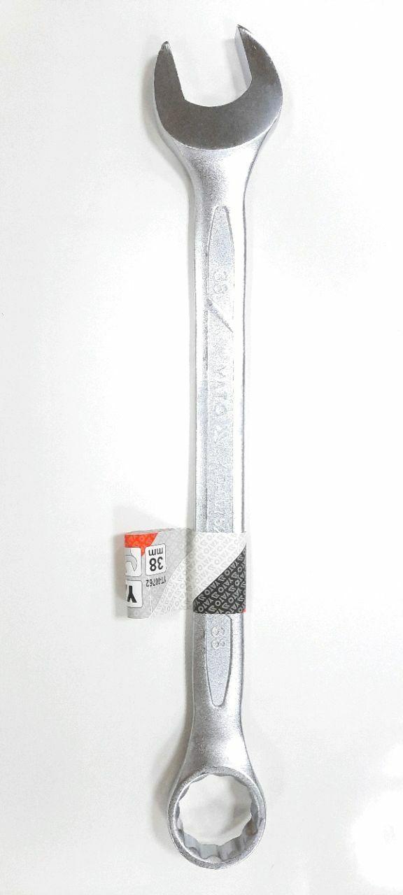 Cheie combinată 38mm SATIN