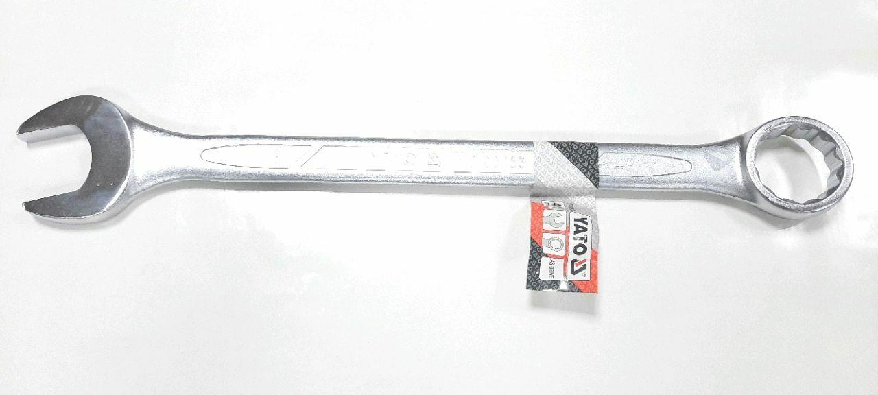 Cheie combinata 48mm SATIN