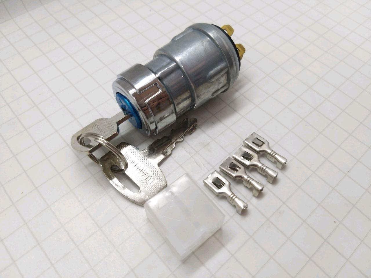Comutator de aprindere minitractor