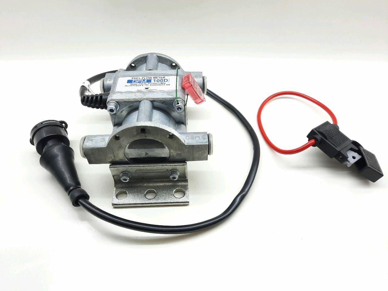Contor de combustibil DFM 100 DCAN (dif.)