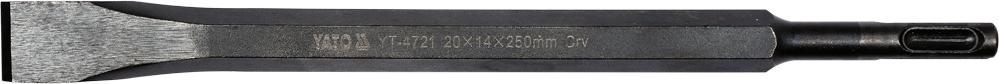 Daltă plată SDS+ 20x14x250mm