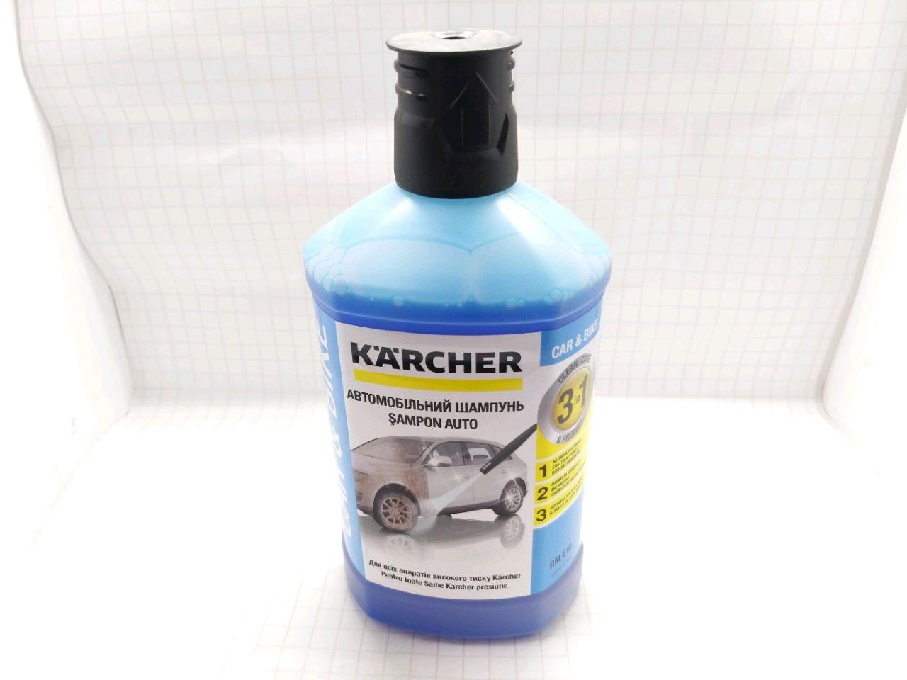 Detergent auto (3 in 1) 1 L