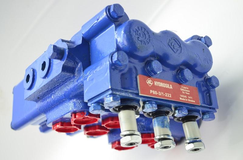 Distribuitor hidraulic R80-3/1-222