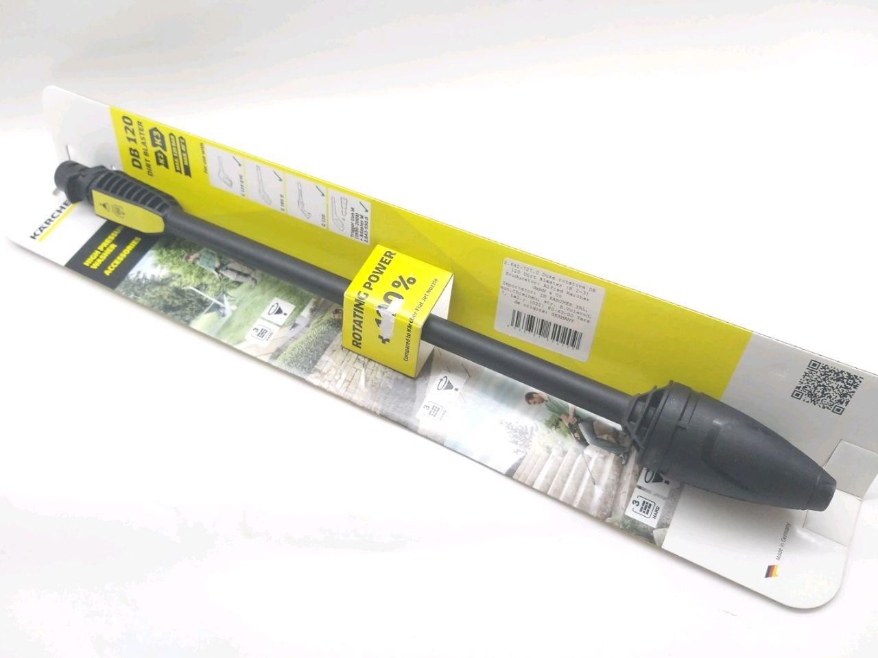Duza rotativa Dirt Blaster p/u K2-K3