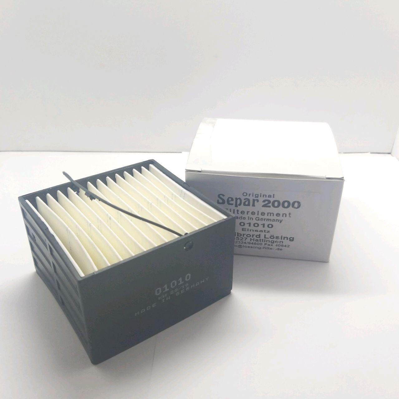 Element de filtrare SEPAR 2000/10 (10 micron)