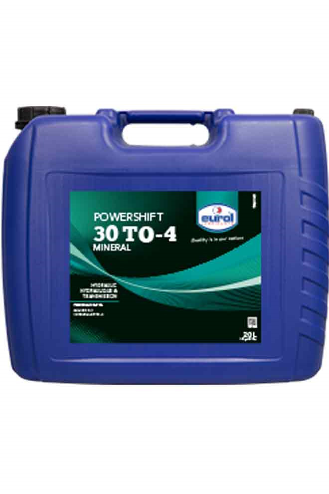 Eurol Powershift 30 TO-4 20L