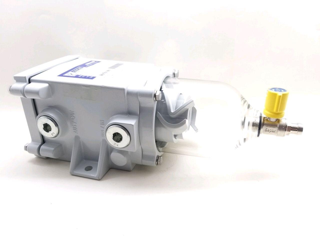 Filtru separator SEPAR 2000/10