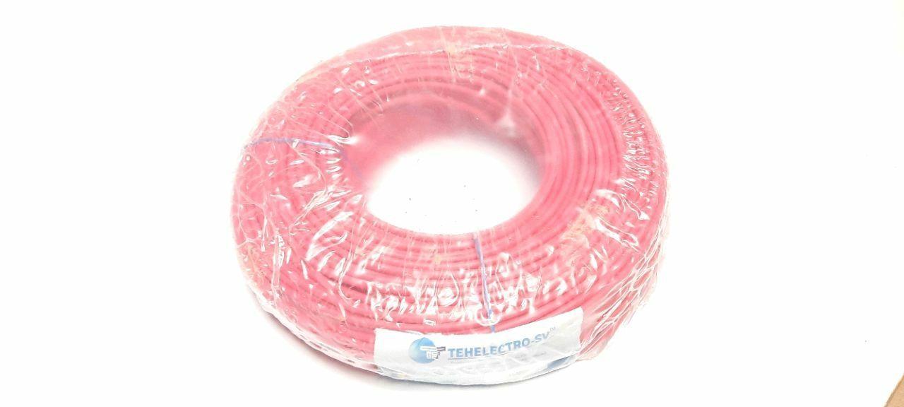 Fir electric rosu PV3 4