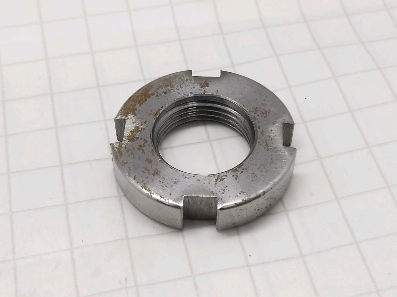 Гайка круглая M18х1,5 DIN1804 14Н