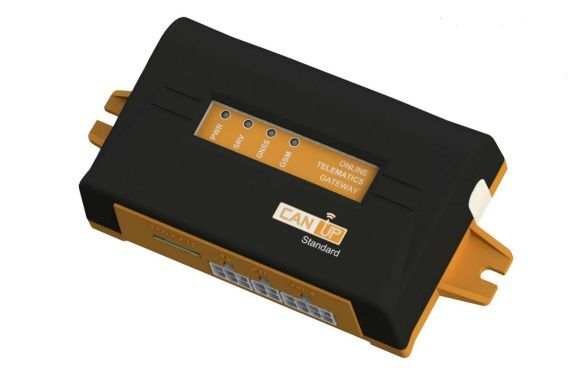 Gateway telematic online CANUP 27 PRO 3G