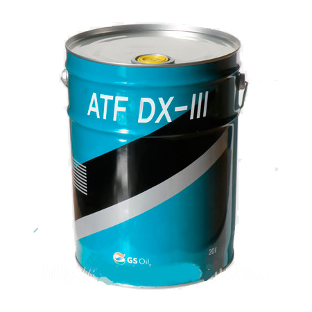 Kixx ATF DX-III 20L