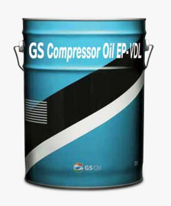 Kixx COMPRESSOR OIL EP VDL-100 1L