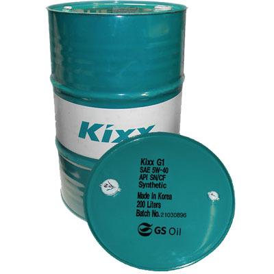 Kixx G1 SN/CF 5W-40 vrac