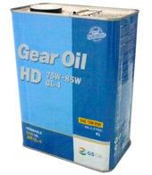 Kixx Geartec FF GL-4 75W-85 4L