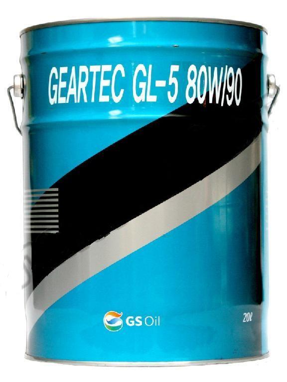 Kixx Geartec GL-5 80W-90 20L