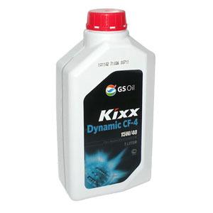 Kixx HD CF-4/SG 15W-40 1L