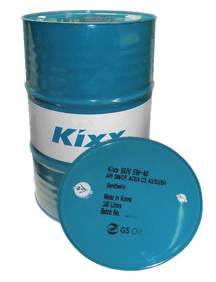 Kixx PAO 5W-40 200 L