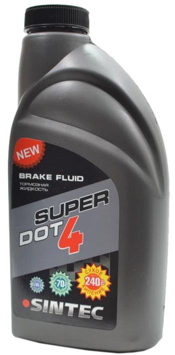 Lichid de frana Super Dot-4 455gr.