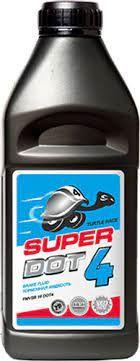 Lichid de frână Turtle Race SUPER DOT-4 (910 g)