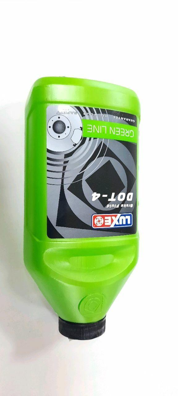 Lichid de frina DOT-4 LUXE 0,455kg.