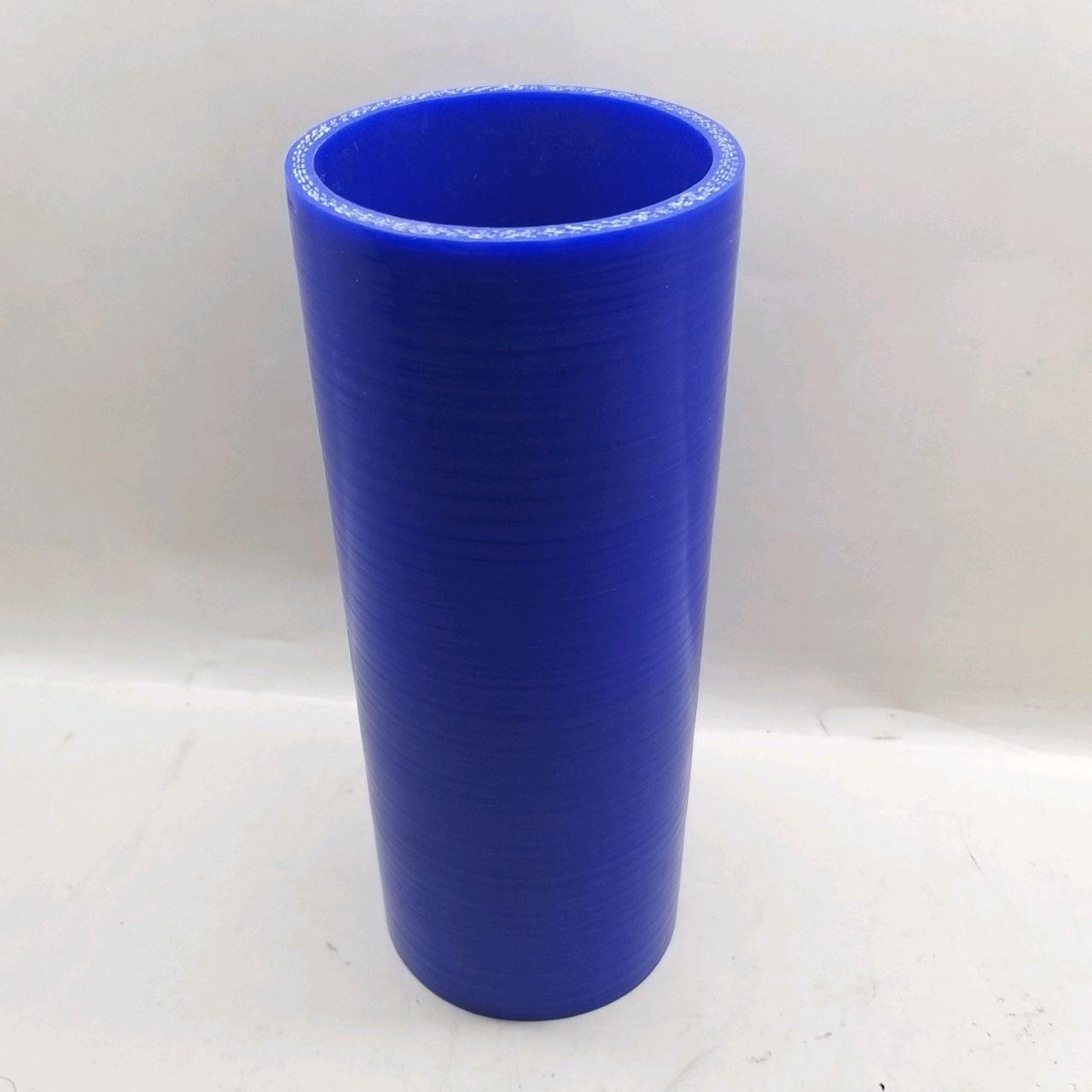 Manşon de radiator KAMAZ (din jos) (albastru)(anal