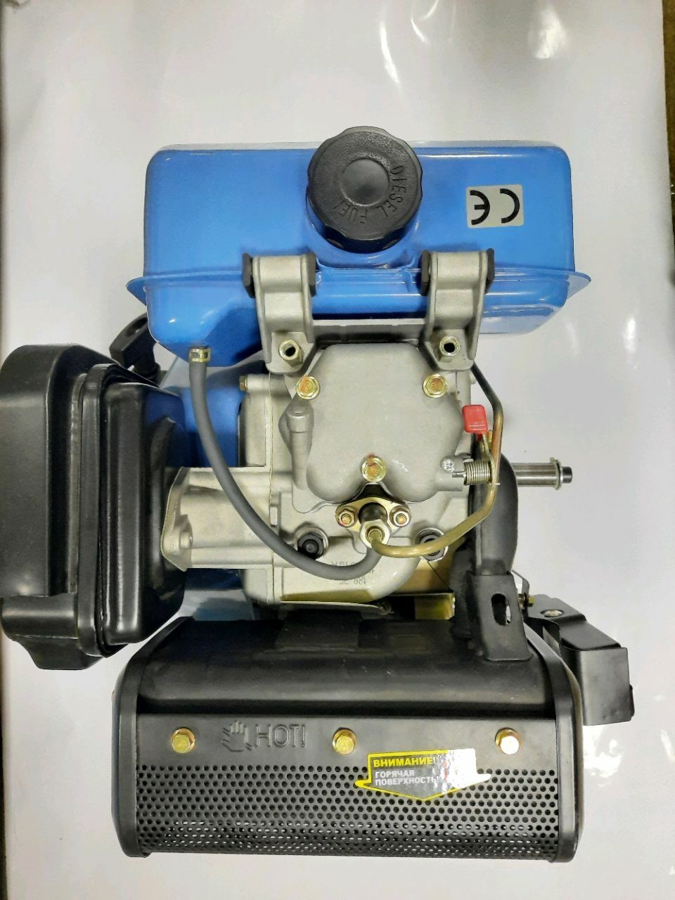 Motor Dizel 11 cp, start elect.