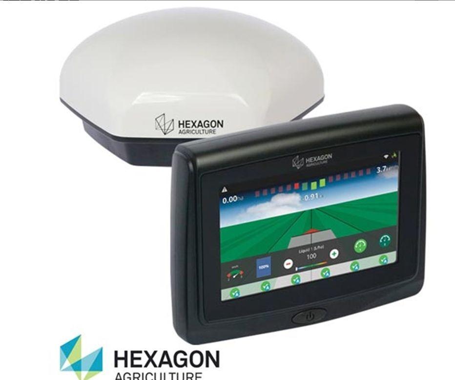 Навигационная система Hexagon Ti7
