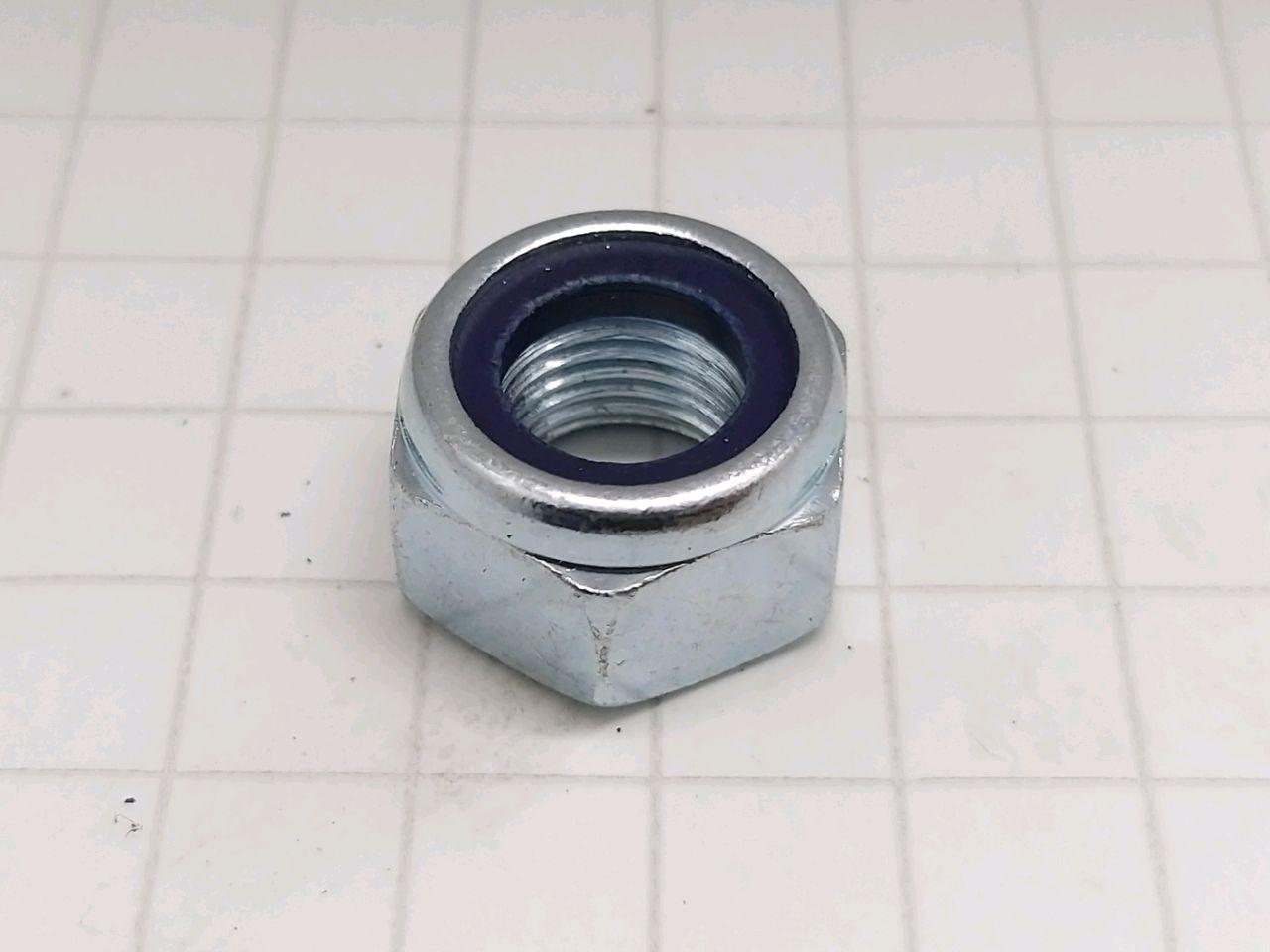 Piulita 10х1M DIN985 8.0 zinc.