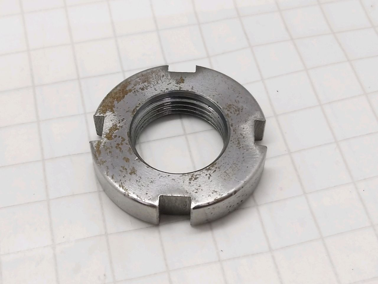 Piulita круглая M16х1,5 DIN1804 14Н