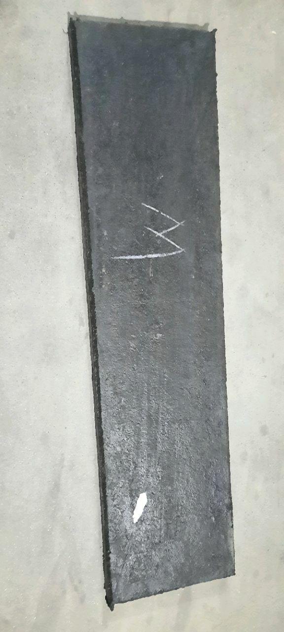Placa tehnica TMCS 1000x250x40