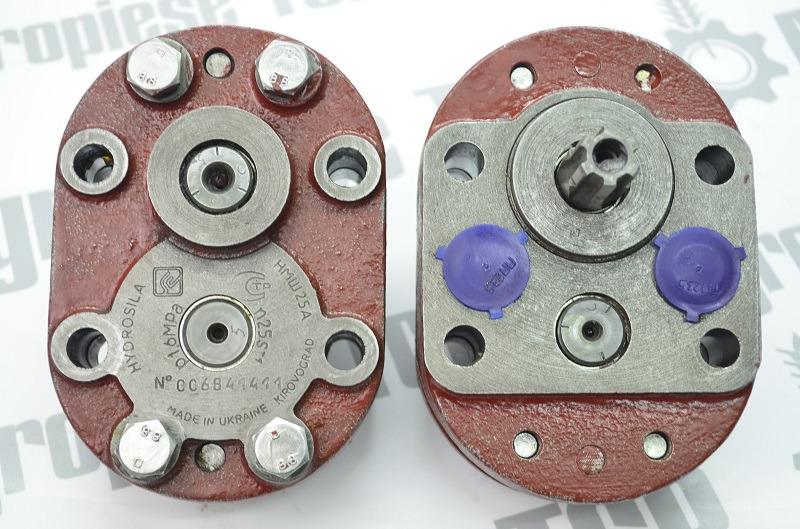 Pompa cu roti dintate NMS-25A