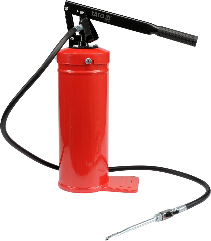 Pompă manuală p/u lubrifiaţi 13.8MPa 8kg