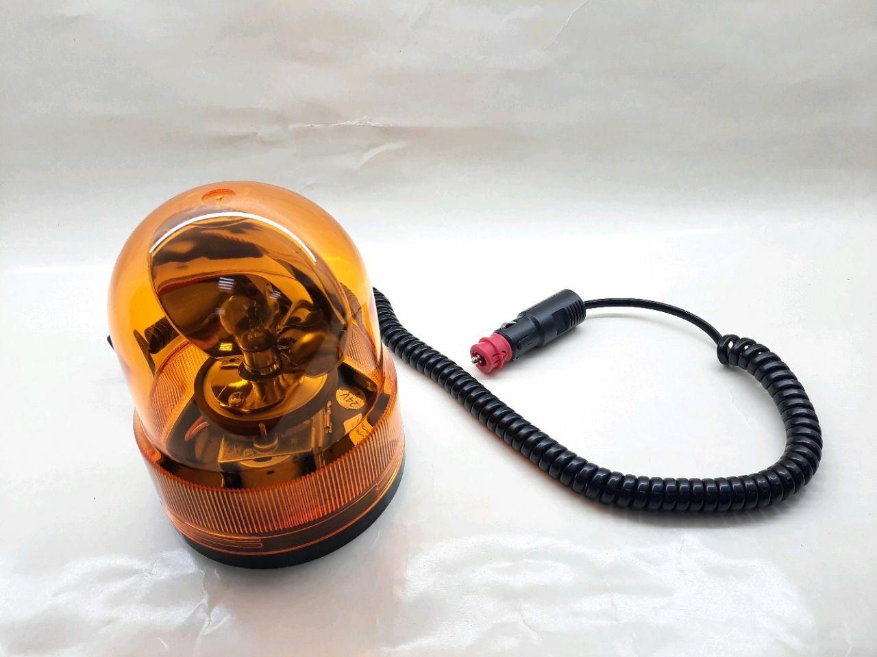 Проблесковый маячок (оранжевый) 24V магнит