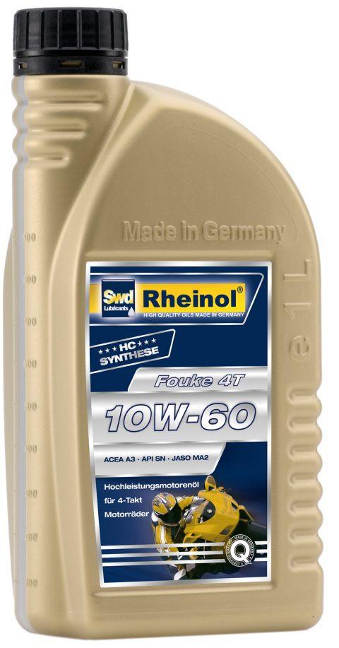 Rheinol Fouke 4T 10W-60 1L