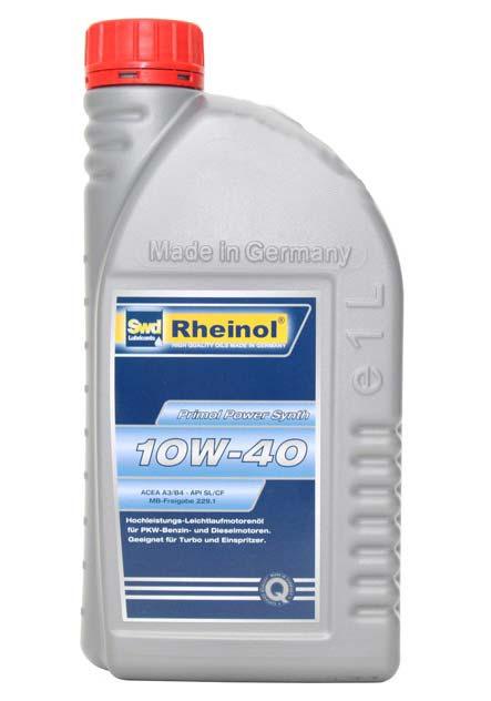 Rheinol Primol CS 10W-40 1L