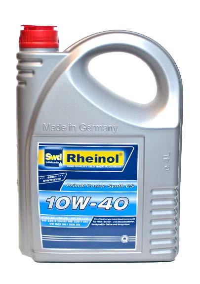 Rheinol Primol CS 10W-40 5l