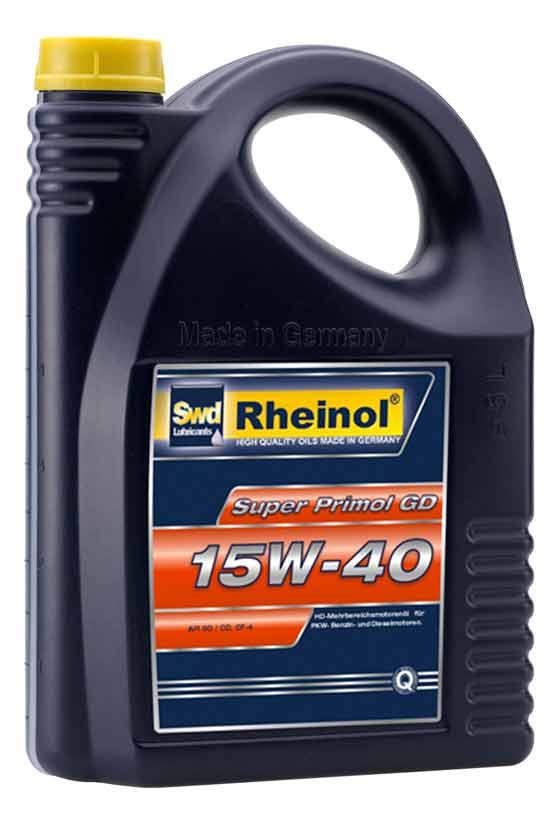 Rheinol Primol GDX 15W-40 5L