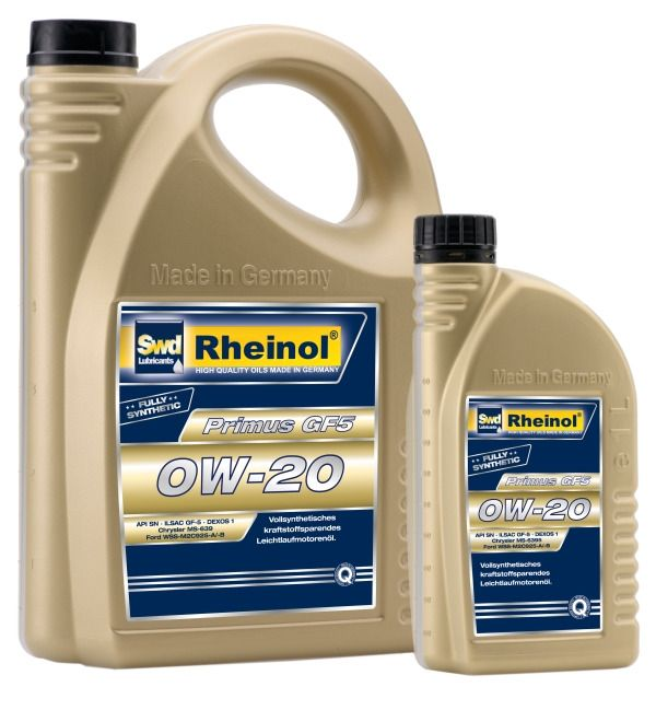 Rheinol Primus GF5 0W-20 5L
