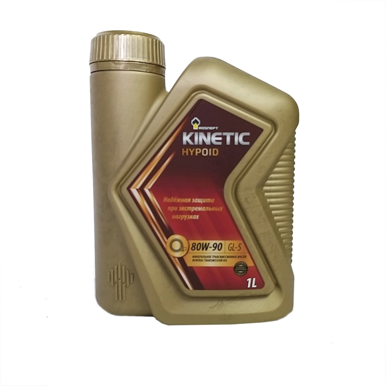 Rosneft Kinetic Hypoid 80w-90 (GL-5) 1L