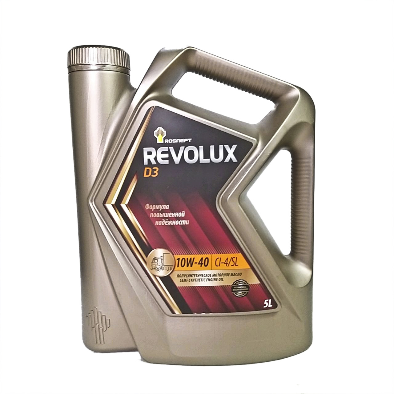 Rosneft Revolux D3 10w-40 (5 L.)
