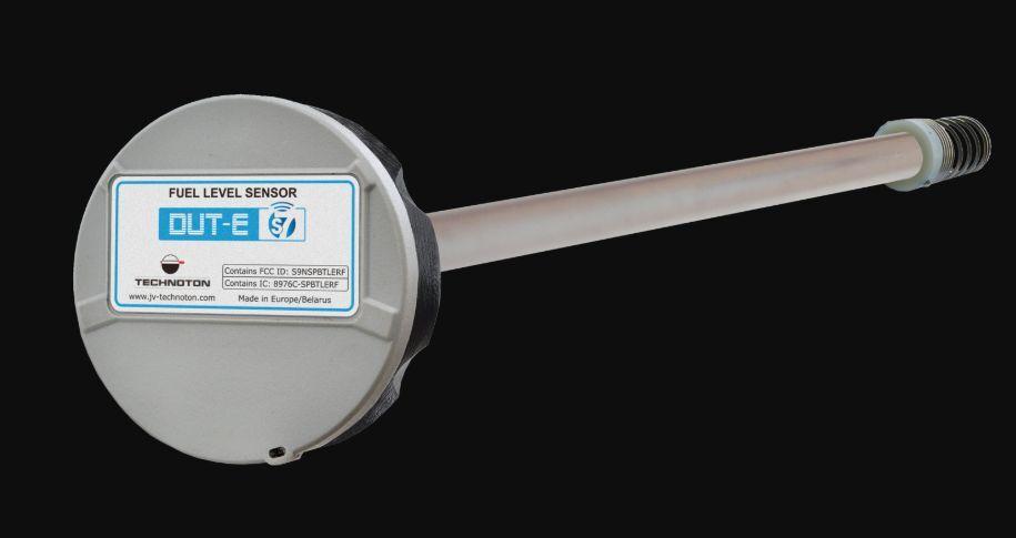 Senzor de nivel de combustibil DUT-E S7 L=700m