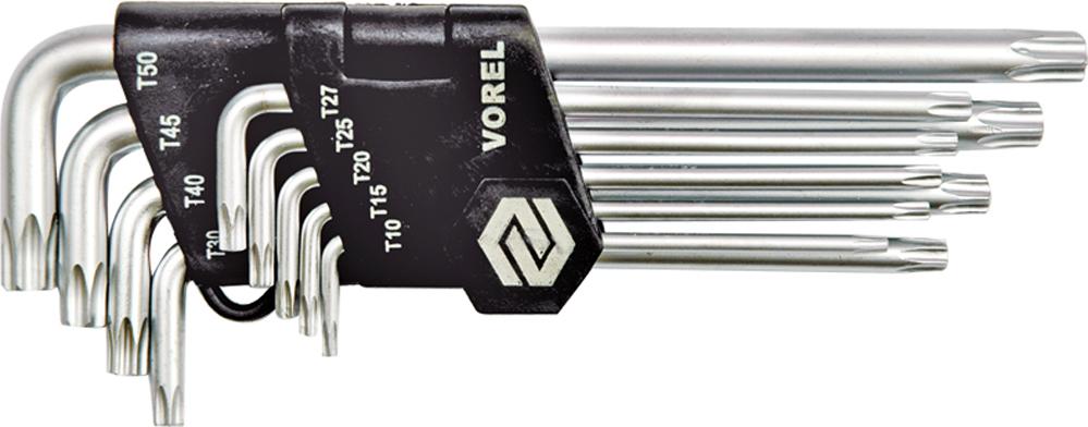 Set chei TORX T10-T50 9buc