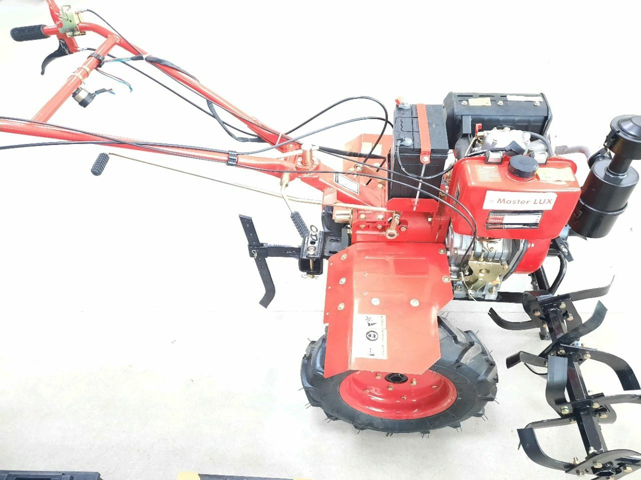 Set freza p-u motobloc MBD-1350
