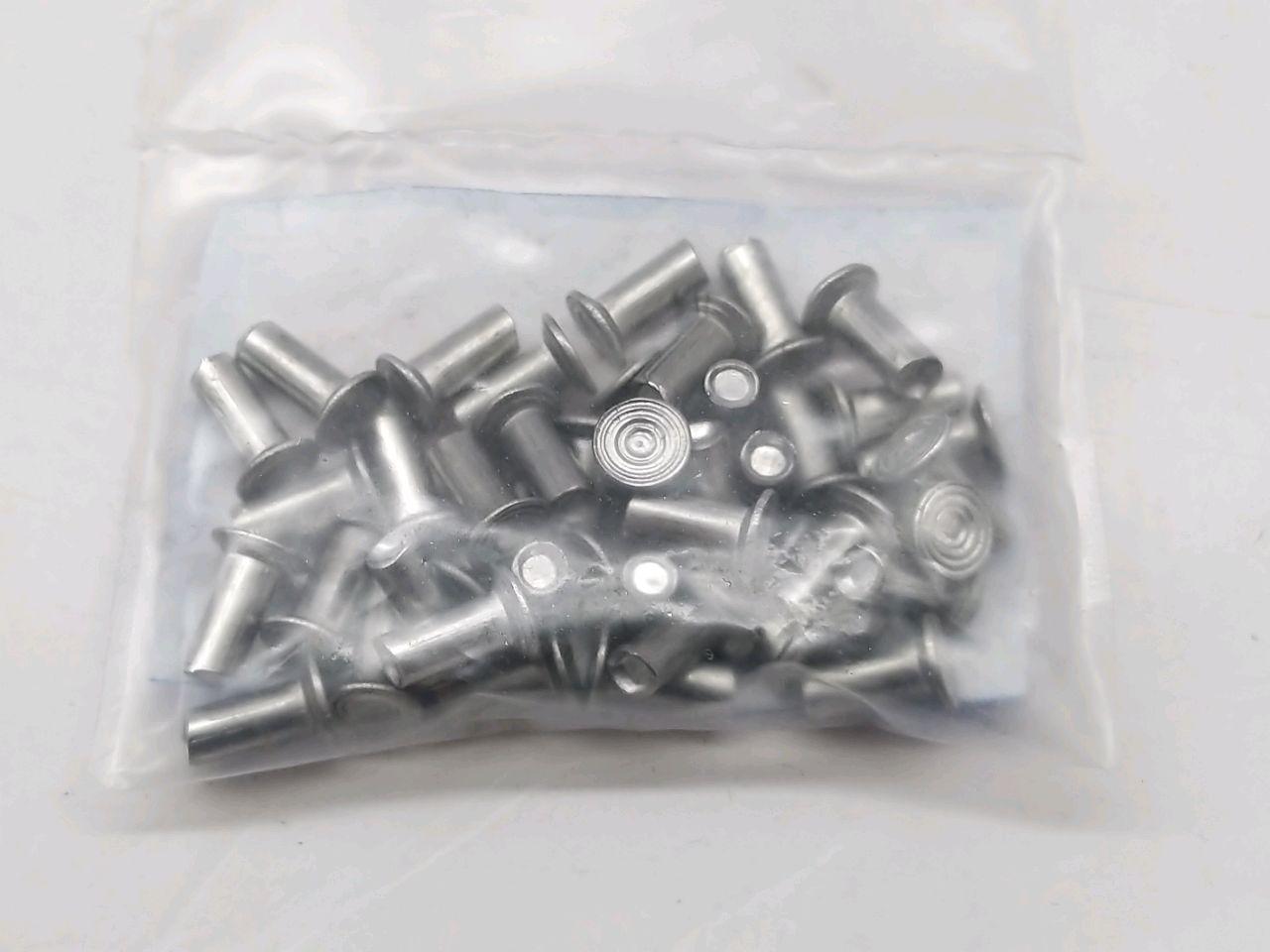 Set nituri de aluminiu Nr.7 (4x10.40buc)
